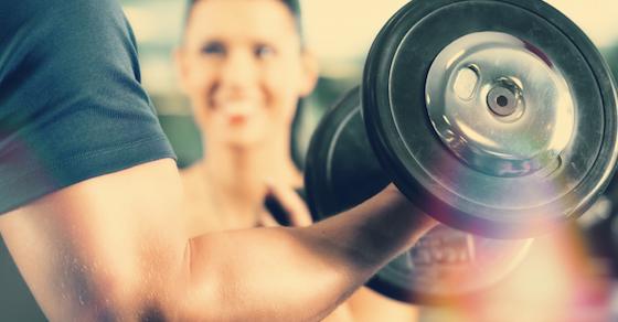 ダンベルを使った効率的な筋トレ5選(胸、背中、肩、上腕筋)