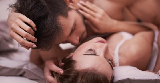 身体全体にキスをするかどうか