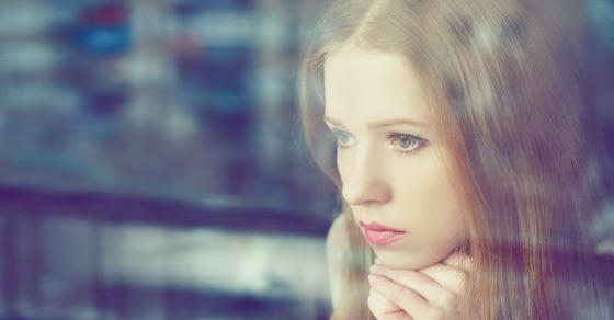 めんどくさい女の特徴②:過去の不幸話を頻繁にする