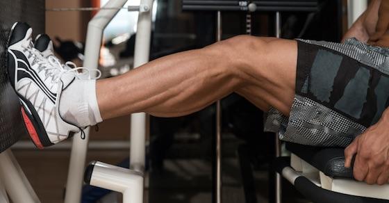 ふくらはぎを効率的に鍛える筋トレ方法と驚きの効果