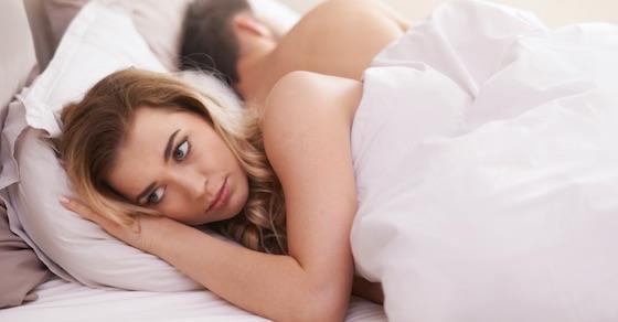 【オーガズム障害】女性がセックスでイケない本当の理由 4選