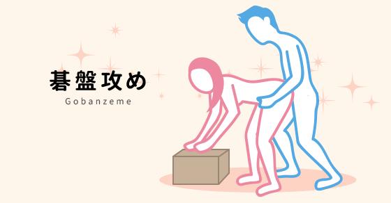 【今日の48手】征服感を味わえる『碁盤攻め(ごばんぜめ)』