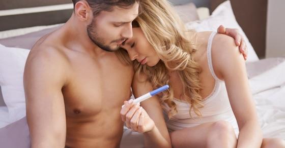 我慢汁だけで妊娠するのか?その確率や妊娠の原理とは