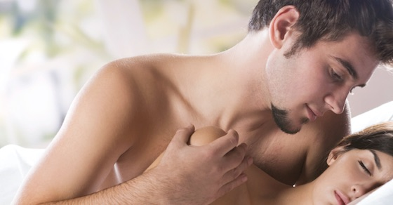 性行為に関する夢占い7: 元恋人との性行為