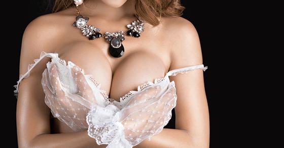 おっぱいを豊胸手術する女性が増えている?!