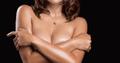 大島優子のエロ画像30枚|水着、手ブラ、セミヌードなど満載!