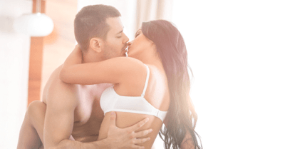 女性がエッチを誘っているときのキスの特徴5選