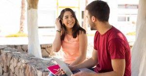 逆転の発想!女性と会話を長続きさせるための超簡単な方法