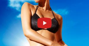 「偽乳と本物のおっぱいを見分ける方法」を解説した動画がエロい
