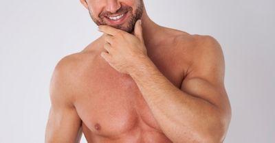 超簡単!指一本で前立腺の位置を見つける方法