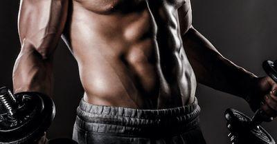 シックスパックでセクシーな体に!腹筋を鍛える筋トレ法【動画あり】