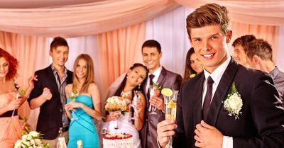結婚式は出会いの宝庫!女性と親密になるためにすべき9つのコト