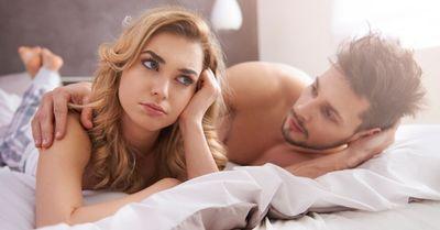 彼とのセックスが気持ちよくない9つの理由