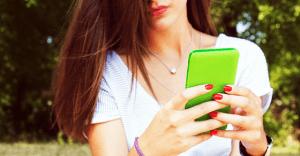 LINEのプロフィール画像で見抜く女子のエッチ度診断