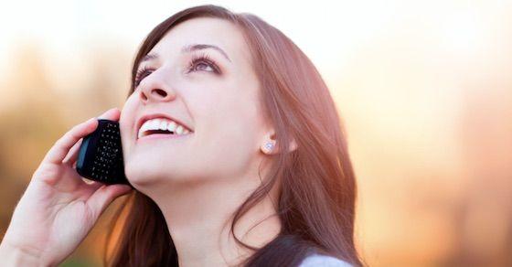 若くてかわいらしく、純粋そうな女性