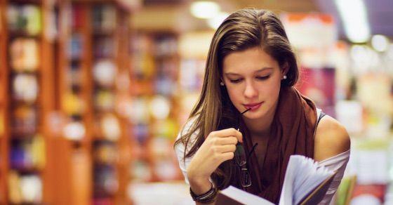 寂しいときの対処法⑤:読書する