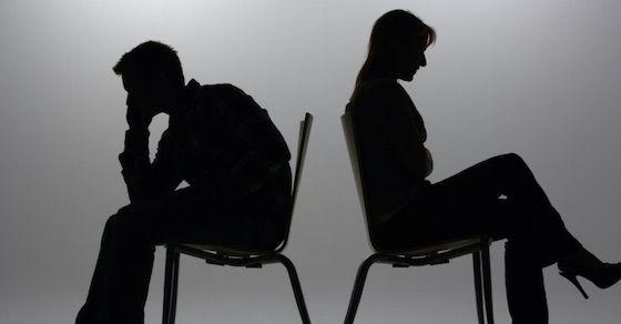 メンヘラ女の特徴12:別れるのは至難の業