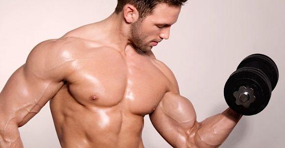 細マッチョになるための筋トレ1:腕に効果的!自重トレーニング
