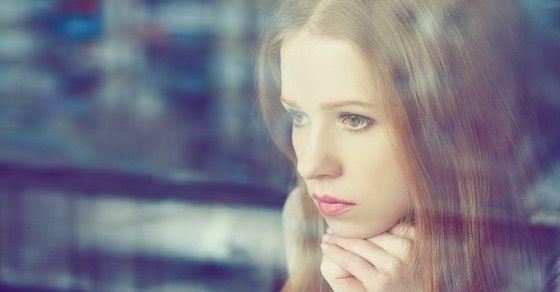 A型女性の性格の特徴8:自分を責める
