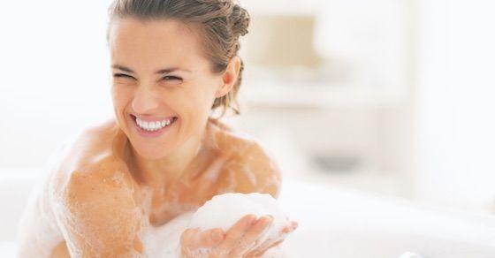 色気のある女性になる方法3:清潔感