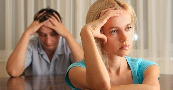 彼氏と同棲して別れたいと思った瞬間①:カレからDVを受けた時