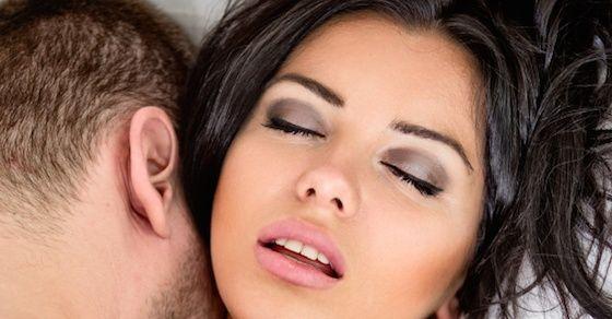 眉毛で分かるセックスの傾向2:薄い眉毛