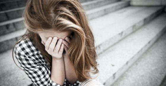 失恋、彼氏の浮気による精神的ショック