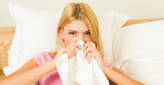週に1~2回のエッチは風邪予防に!