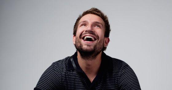 面白い人がモテる理由1:笑っていたい!