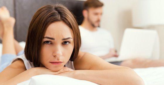 彼氏に浮気がばれた時の女の言い訳①:彼氏のせいにしてしまう