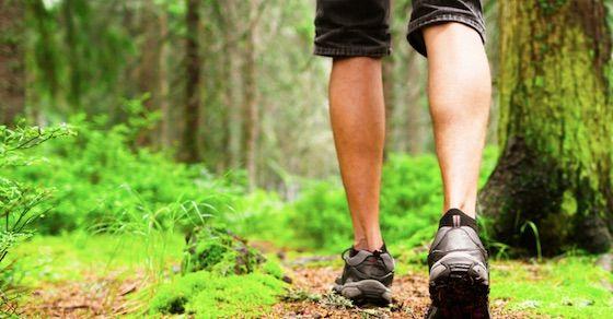 お腹痩せしたいなら守るべきルール⑧:歩く