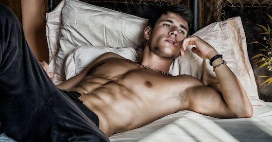モテる男性の外見⑧:鍛えた身体
