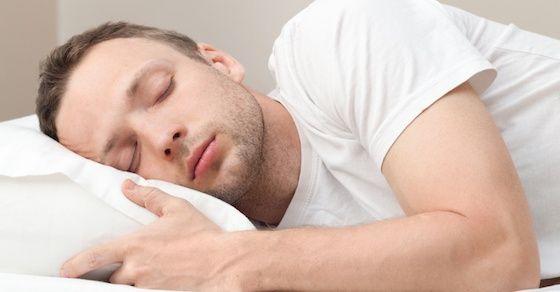 夢精の頻度を抑える方法1:寝る直前にトイレを済ます