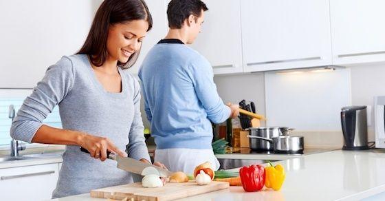 料理デートがオススメな理由