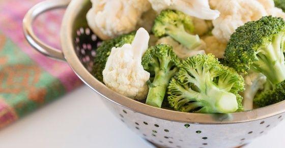 筋トレ効果を倍増するテストロテンを促す食品①ブロッコリー