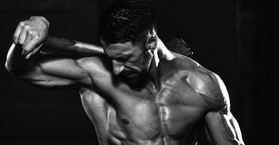 ガリガリ男性が筋肉をつけるための筋トレは?