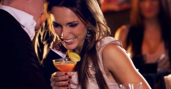 可愛いと感じる彼女の瞬間⑥酔っている時