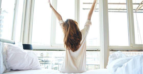 朝エッチが体に良い理由:目覚めがよくなる