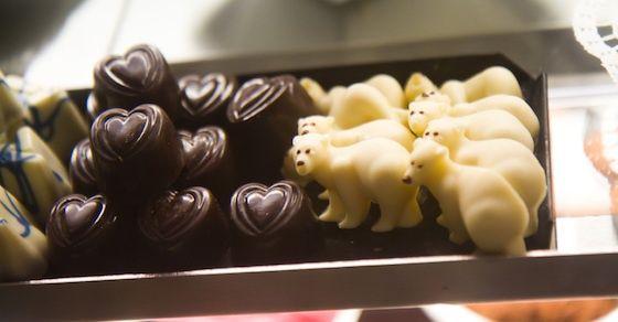 性欲を高める方法その2:チョコレートを食べる