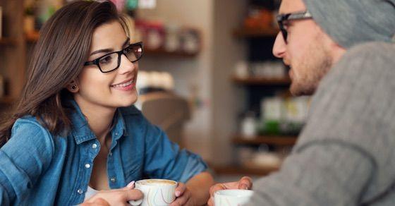 モテる方法その1:話すときは相手の目を見て!