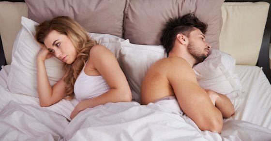 クンニしない男は離婚率が超高い理由1: 妻がセックスに満足していない場合が多い
