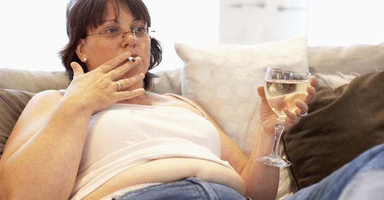 プロテインを飲むと太る?