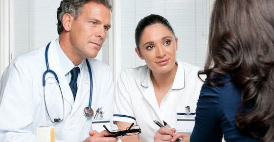 性病を病院受診するメリット②:不安なことを何でも相談できる