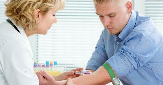 性病の検査方法:病院