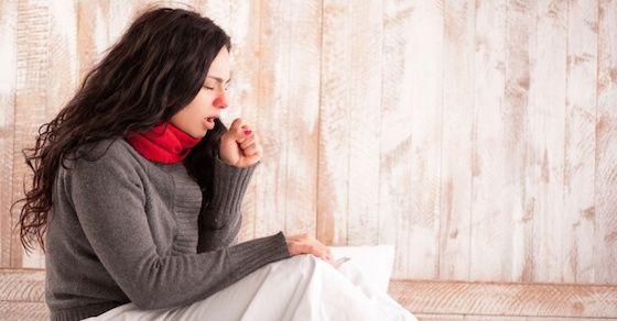 咳が止まらない!口や喉に感染する性病1:急性咽喉頭炎