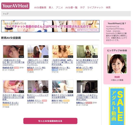 Your AVHostとは