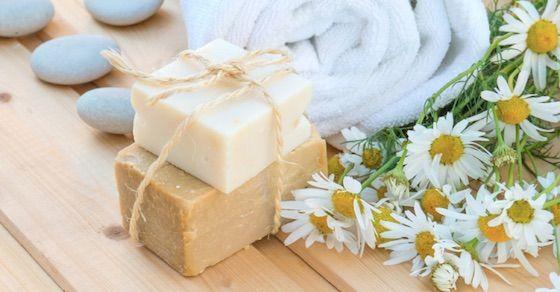 女性にモテる匂い1:石鹸や柔軟剤の香り