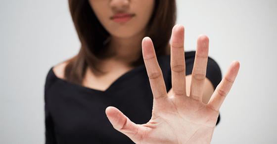 オナニスト女子の特徴①爪がいつも短い