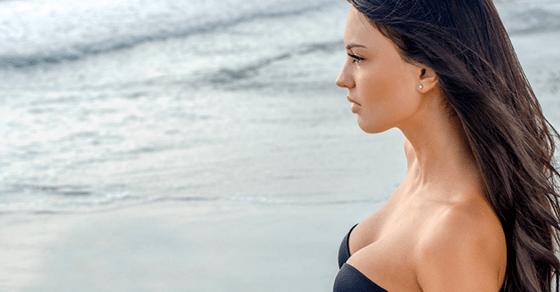 女性がこっそりオナニーしている場所⑤海水浴場