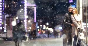 理想的なクリスマスの過ごし方①:イルミネーションで癒される